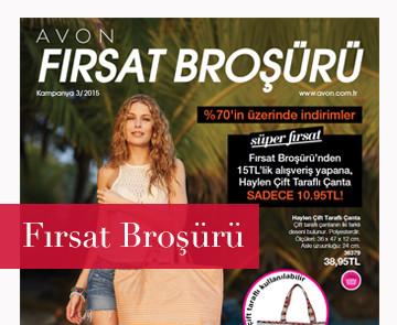 avon mart fırsat broşürü 2015