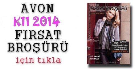 avon fırsat broşürü 2014
