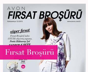 avon k12 fırsat broşürü 2015