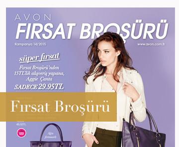 avon k14 ARALIK fırsat broşürü 2015