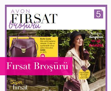 avon Fırsat broşürü - mayıs 2016 K3 kataloğu