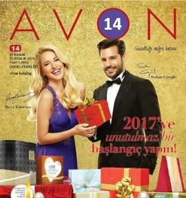 avon aralık 2016 online katalog