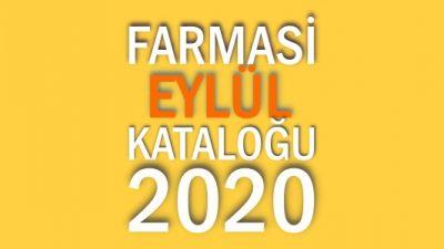 Farmasi Eylül Kataloğu 2020