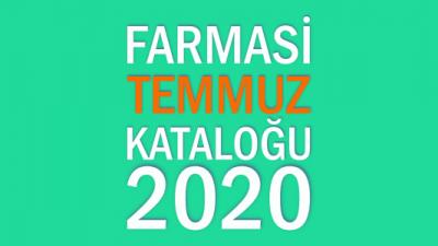 Farmasi Temmuz Kataloğu 2020
