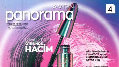 Avon Nisan Kataloğu: K4 2020 PANORAMA