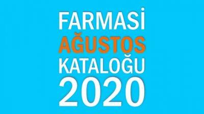 Farmasi Ağustos Kataloğu 2020
