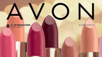 Avon K8 2020 Kataloğu
